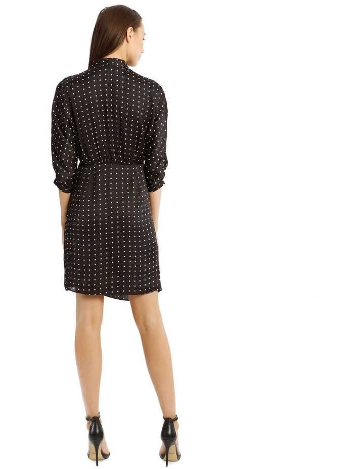 Spot With Eyelet Dress image 3