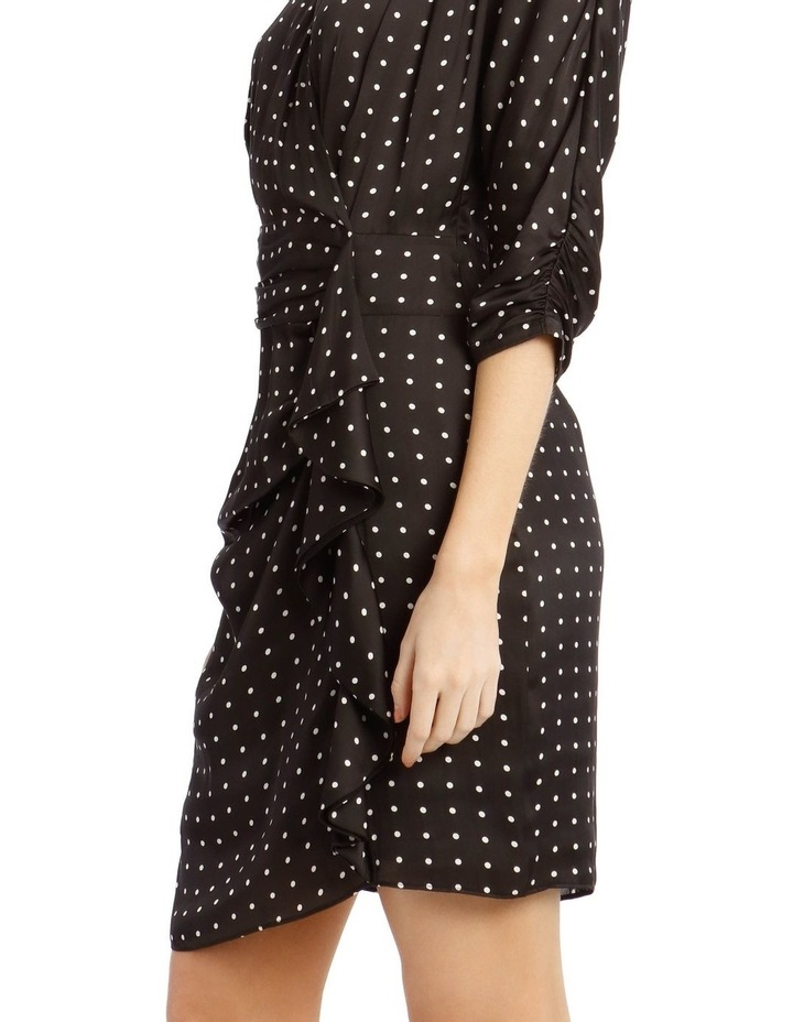 Spot With Eyelet Dress image 4
