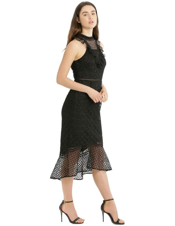 Lace With Ruffles Dress image 2