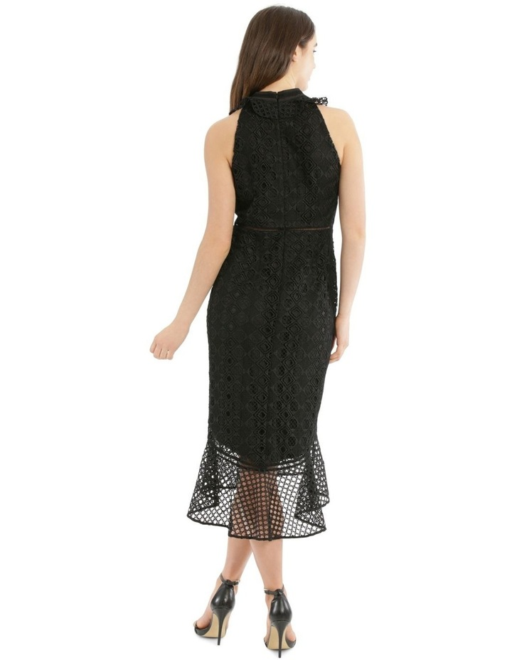 Lace With Ruffles Dress image 3
