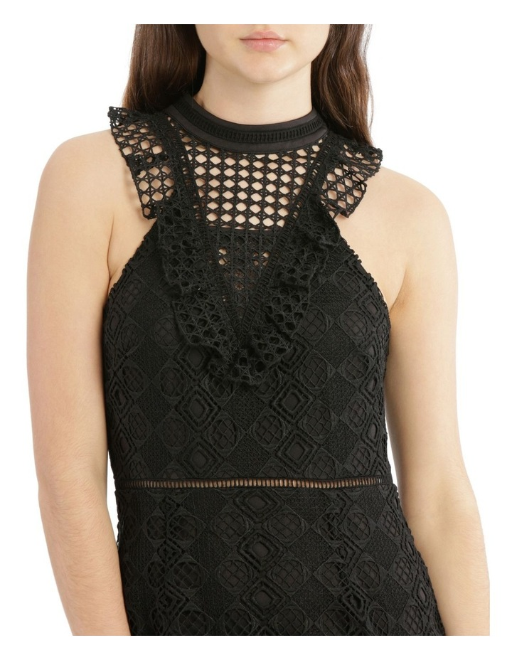 Lace With Ruffles Dress image 4
