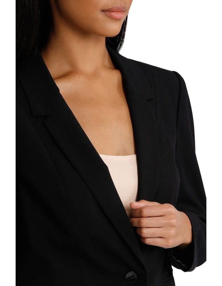 Essential One Button Suit Jacket image 4