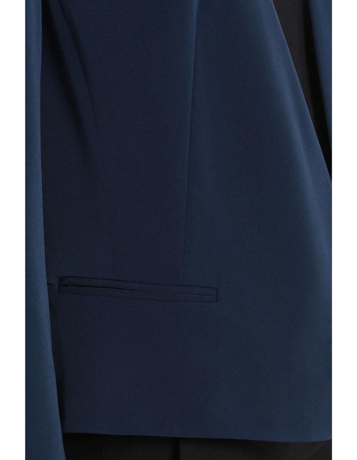 Peplum Back Item Jacket image 4