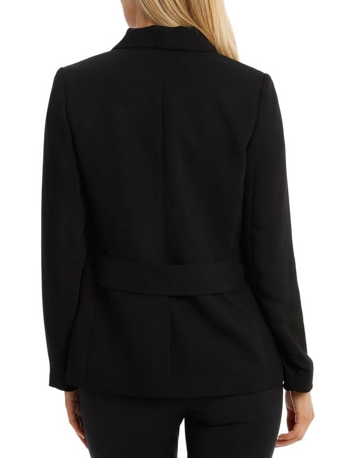 Single Button Tuxedo Jacket image 3