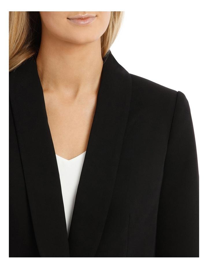 Single Button Tuxedo Jacket image 4