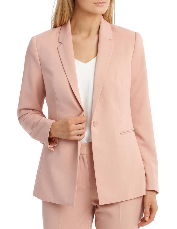 Longline Coloured Jacket image 1