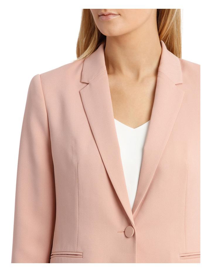 Longline Coloured Jacket image 4