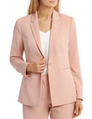 Longline Coloured Jacket