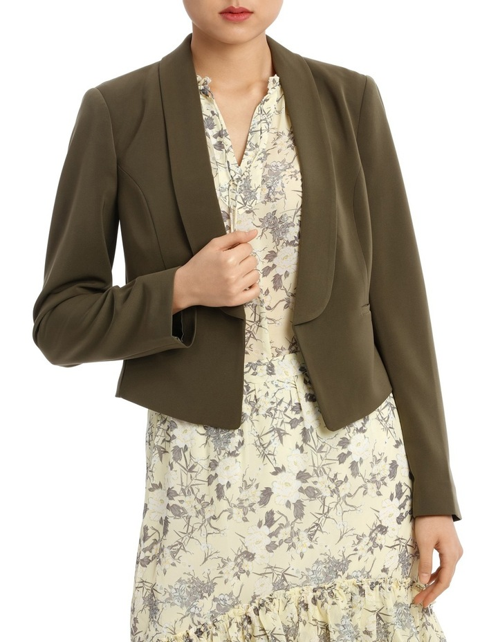 Must Have Cropped Jacket image 1