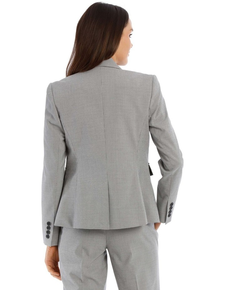 Houndstooth Suit Jacket image 3