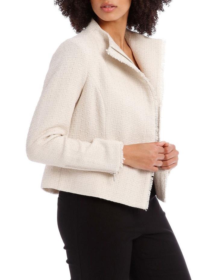 Tweed Moto Jacket image 2