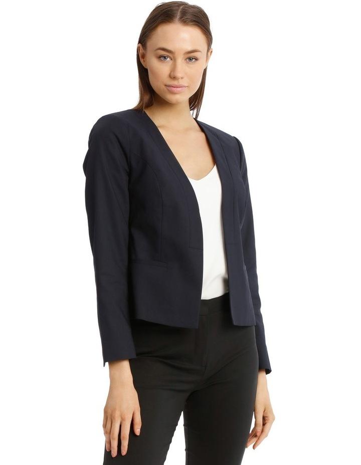 Olivia Cotton Sateen Jacket image 1