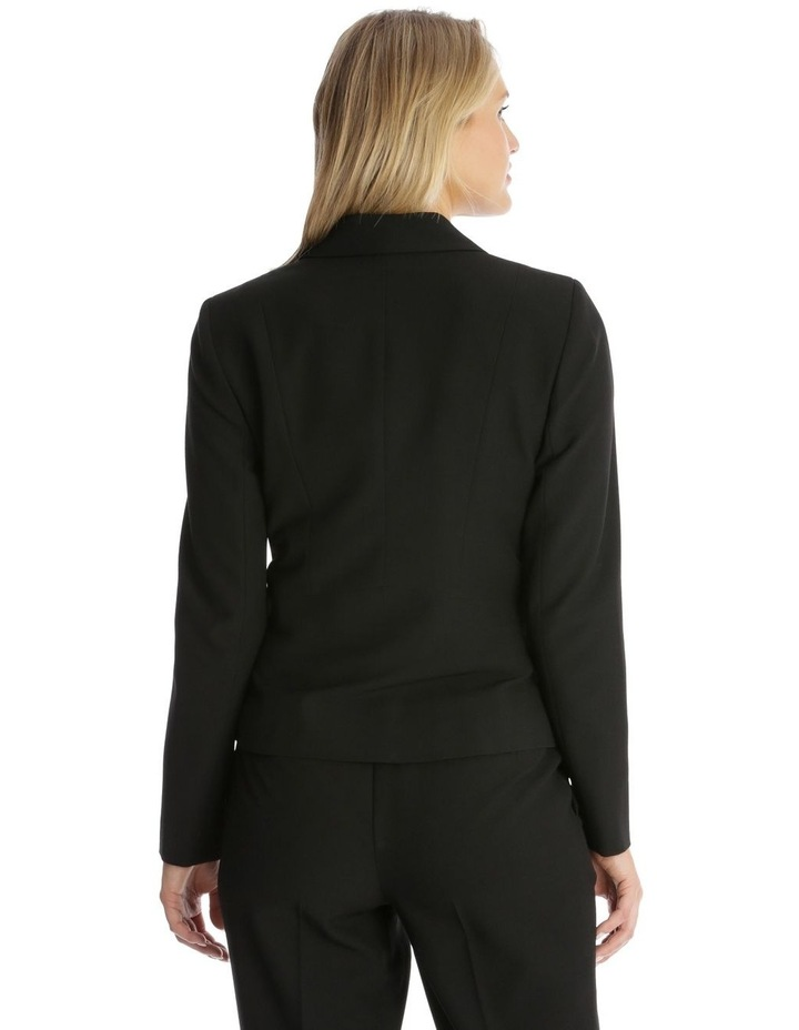Essential One Button Suit Jacket image 3