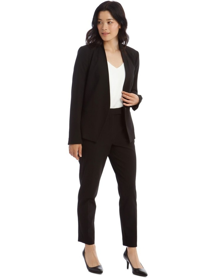 Edge To Edge Two Way Stretch Suit Jacket image 2