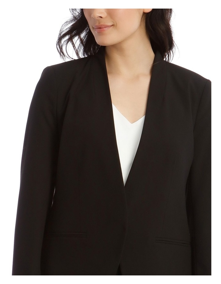 Edge To Edge Two Way Stretch Suit Jacket image 4