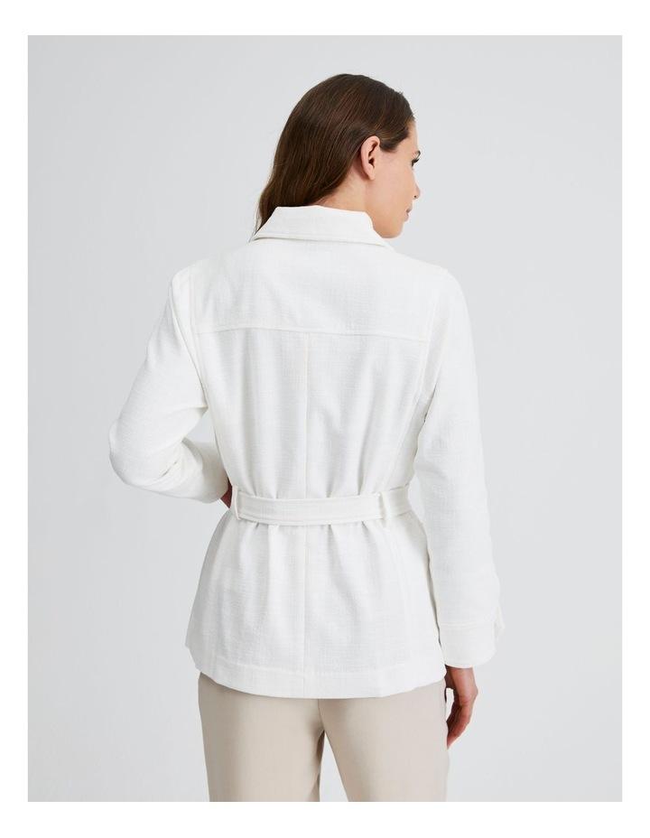 Utility Belted Jacket image 3