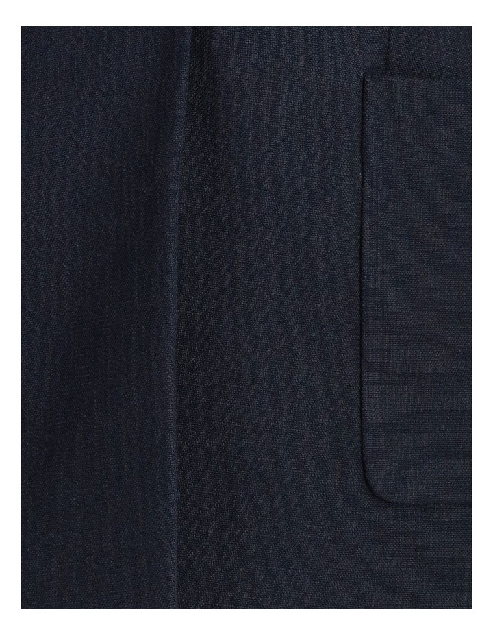 Textured Pocket Blazer image 6