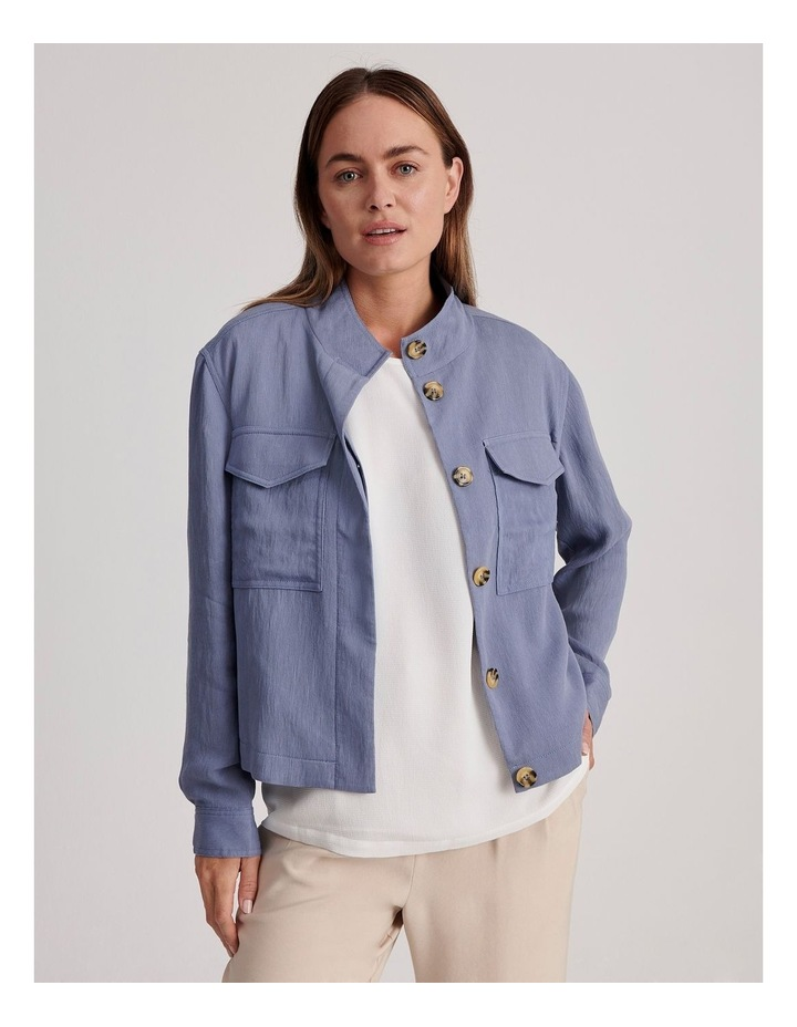 Crinkle Jacket image 1