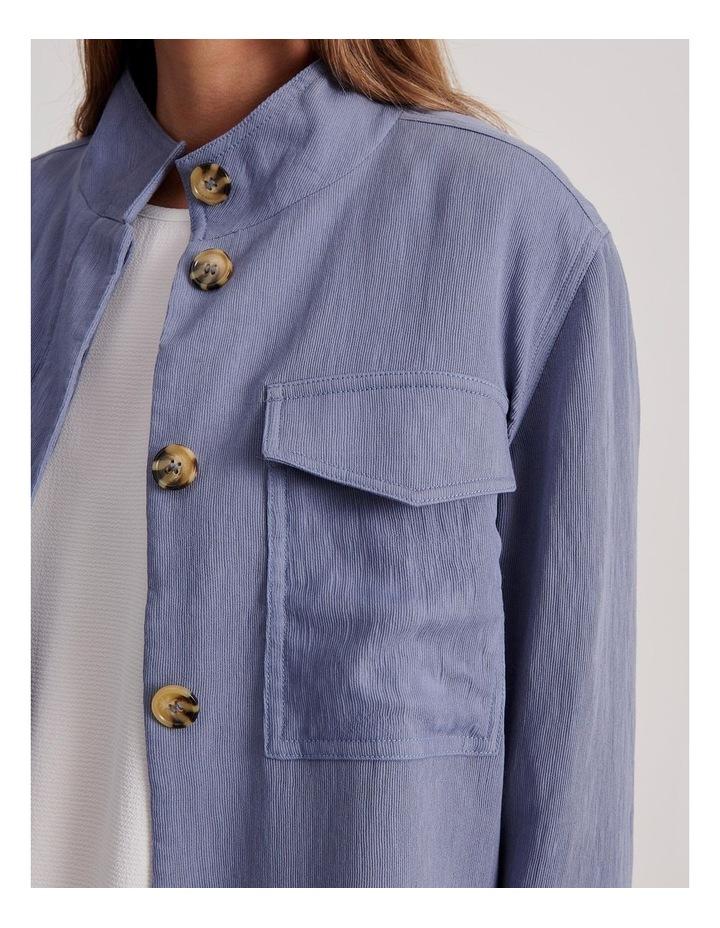 Crinkle Jacket image 5