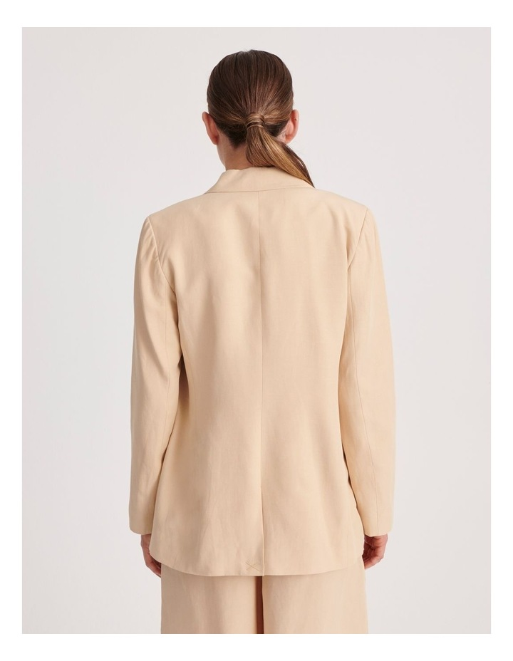 Soft Linen Blazer image 4