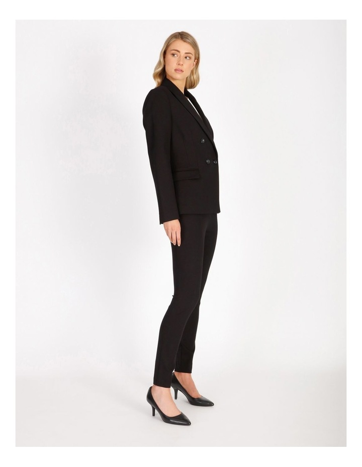 Ponte Double Breasted Blazer image 2