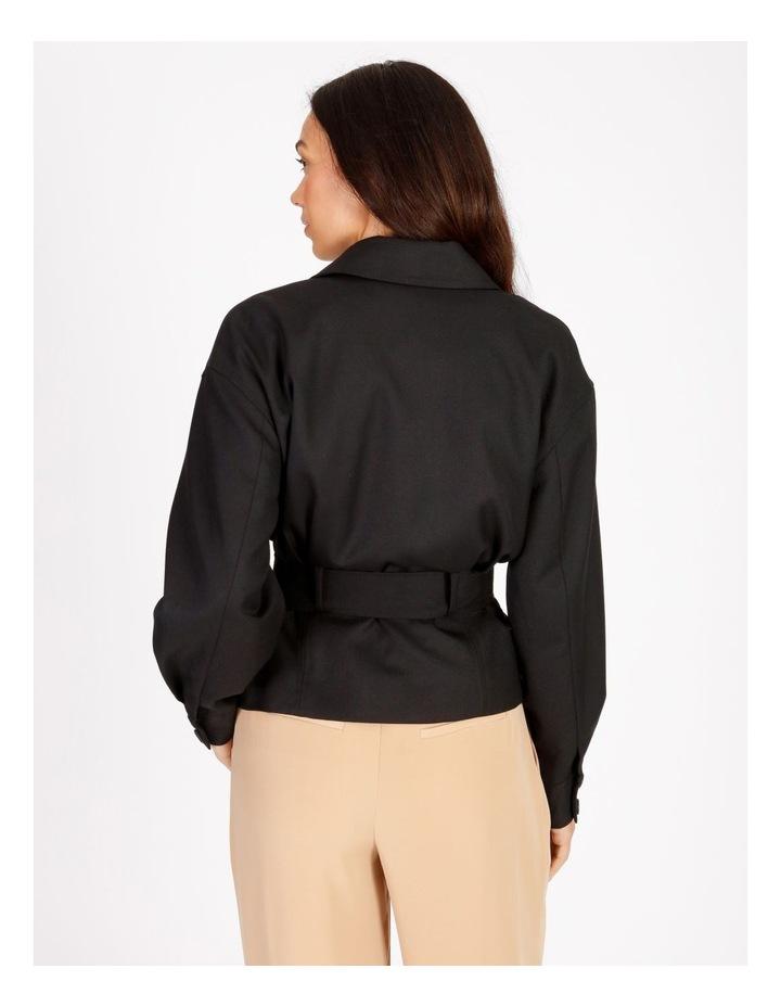Short Trench Jacket image 3