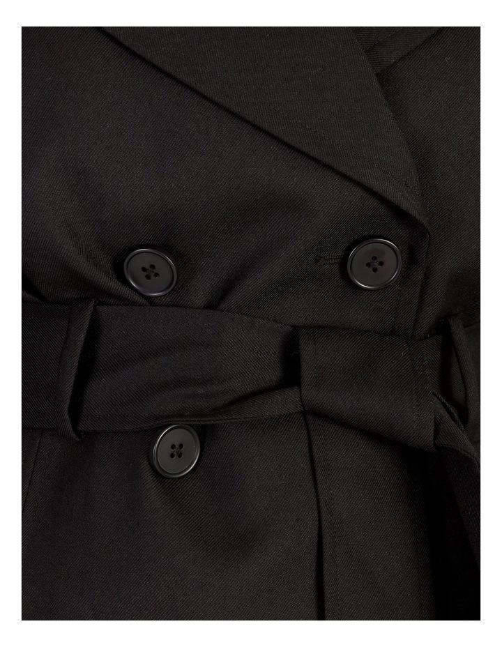 Short Trench Jacket image 6