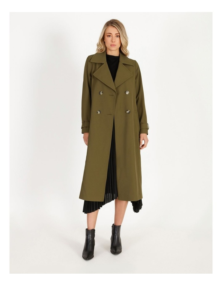 Soft Trench Coat image 3