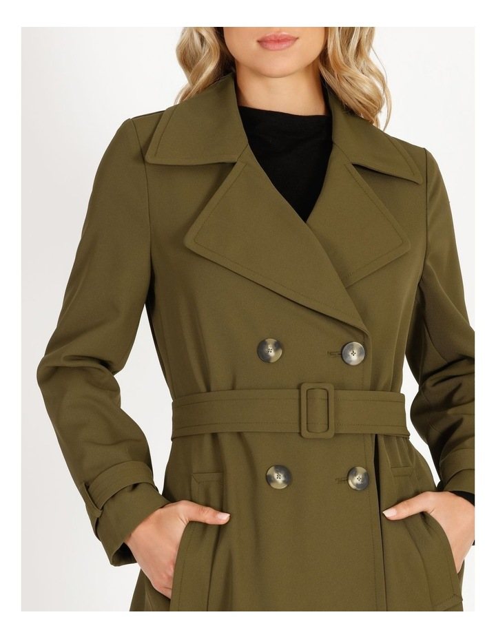 Soft Trench Coat image 6