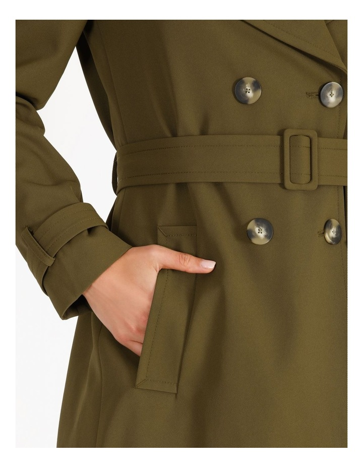 Soft Trench Coat image 7