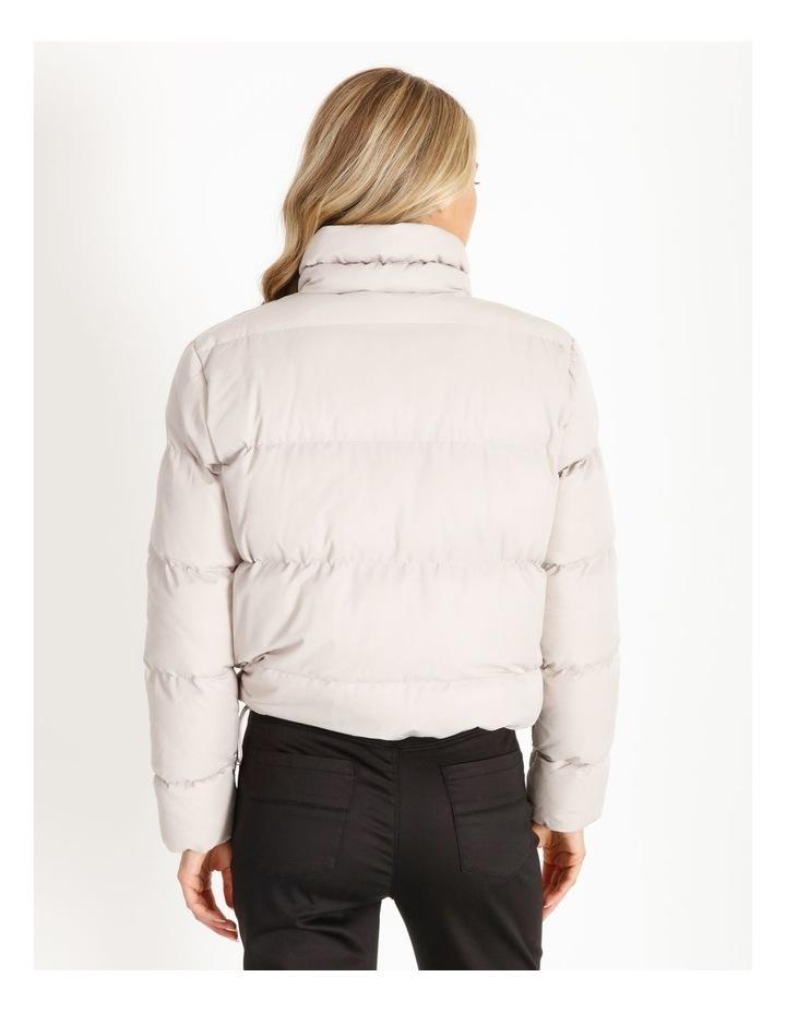 Short Puffer Jacket image 3
