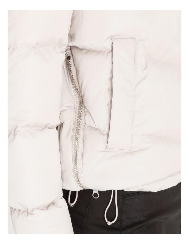 Short Puffer Jacket image 4