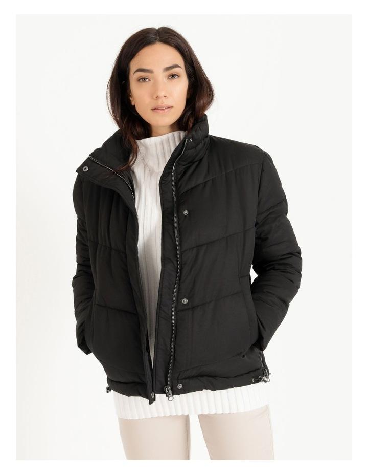 Short Puffer Jacket image 1