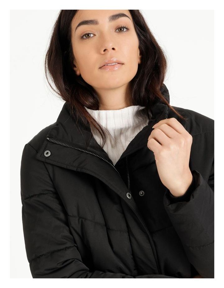 Short Puffer Jacket image 5