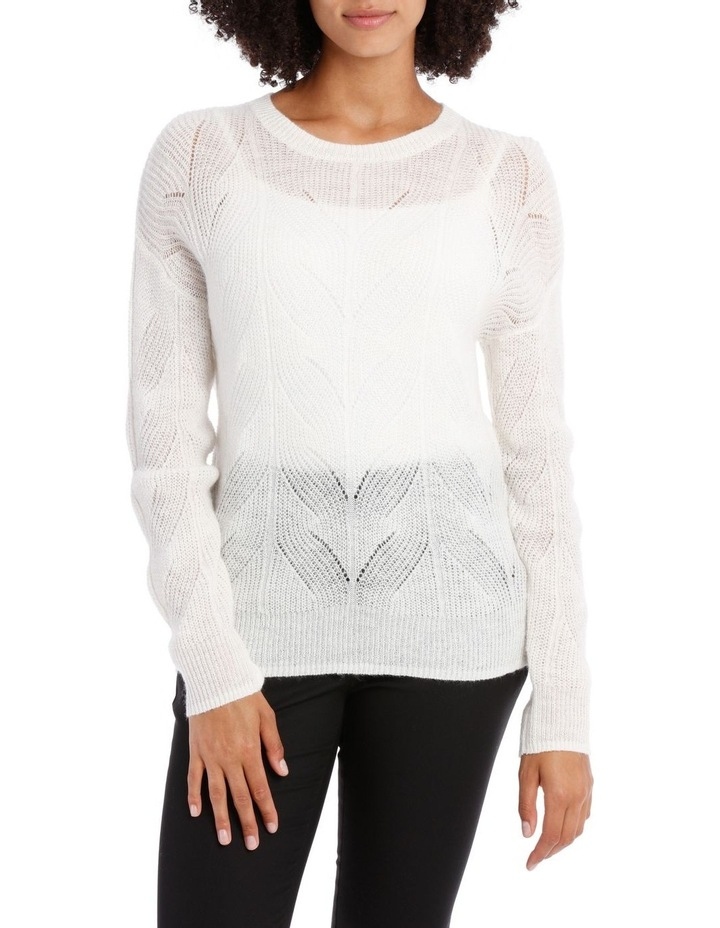Open Weave Decorative Jumper image 1