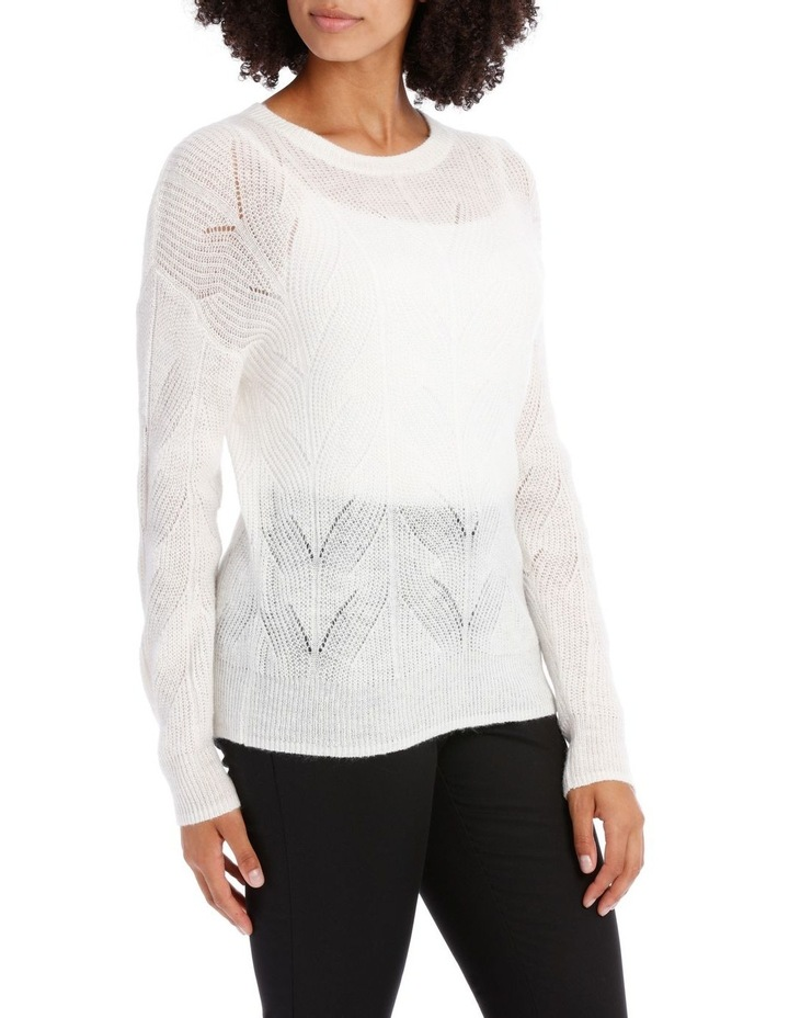 Open Weave Decorative Jumper image 2