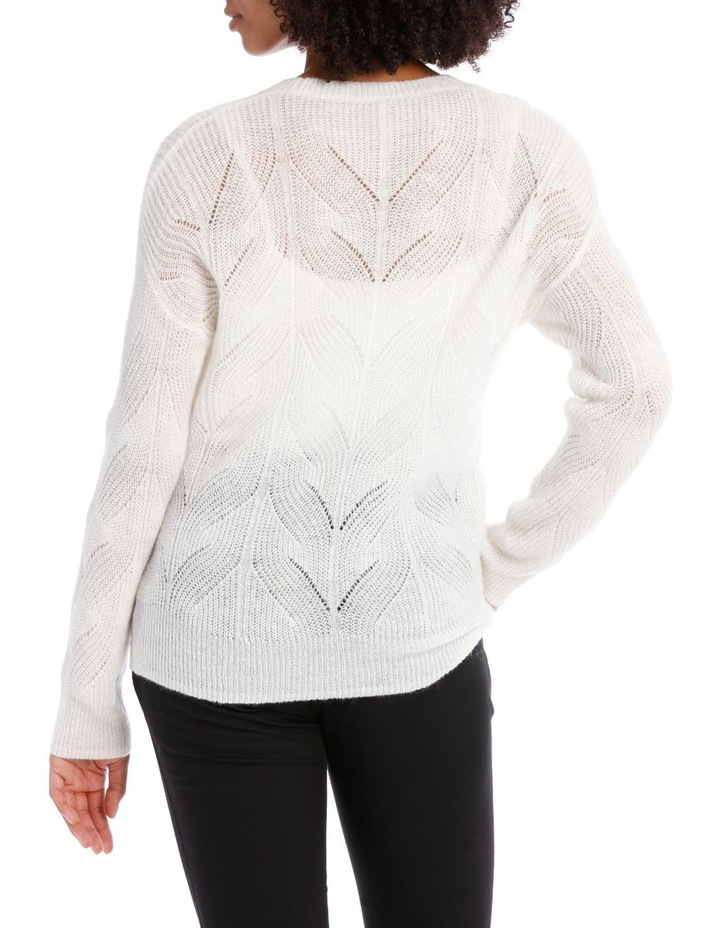 Open Weave Decorative Jumper image 3