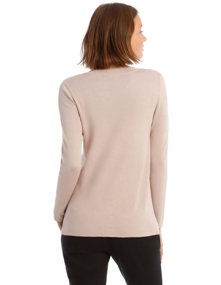 Stepped Hem Jumper image 3