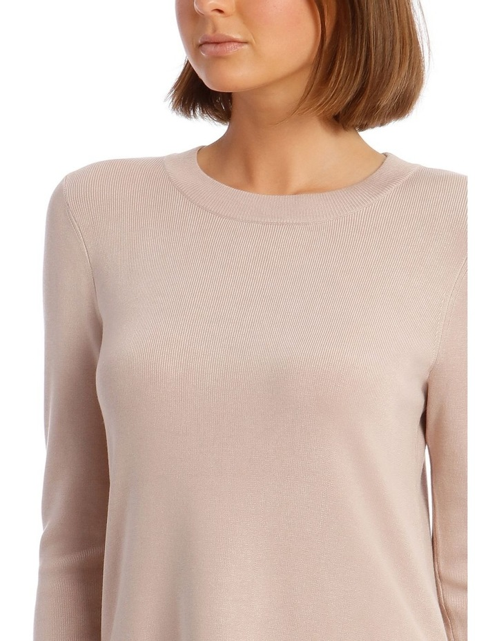 Stepped Hem Jumper image 4