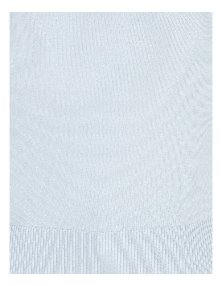 Long-Sleeve Scoop-Neck Jumper image 7