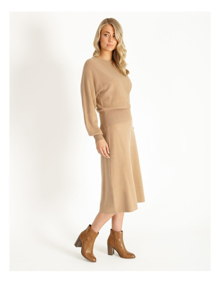 Cocoon Sleeve Soft Sweater image 2