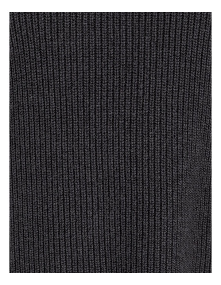 Roll Neck Knitted Vest image 7