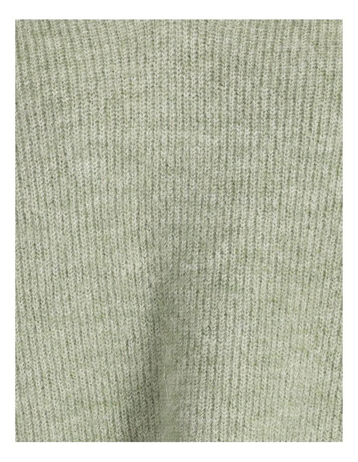 V-Neck Aline Knitted Jumper image 7