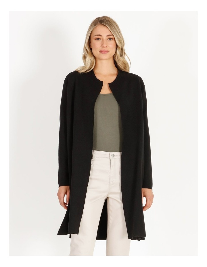 Double-Faced Cardigan image 1