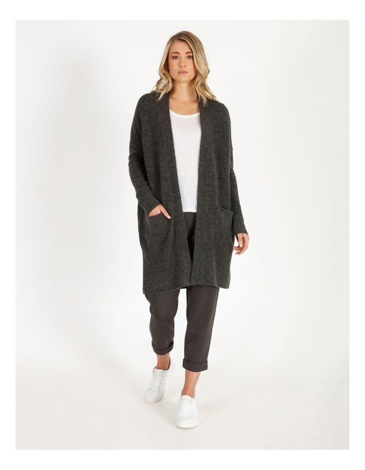 Relaxed Cardigan image 1