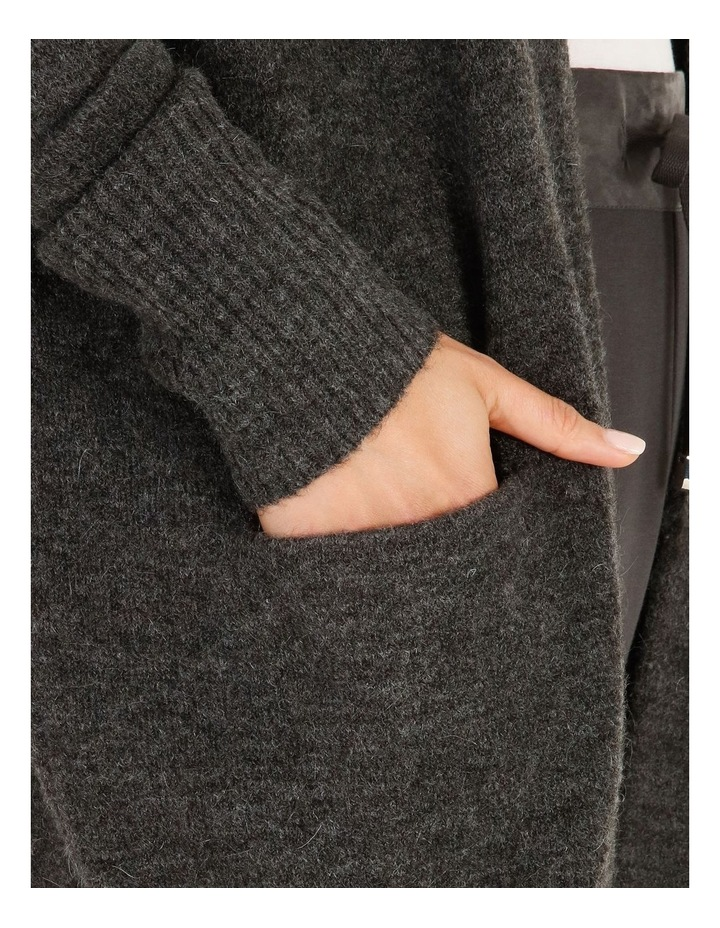 Relaxed Cardigan image 4