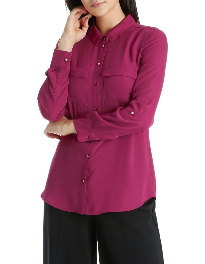 Double Pocket Soft Shirt image 1