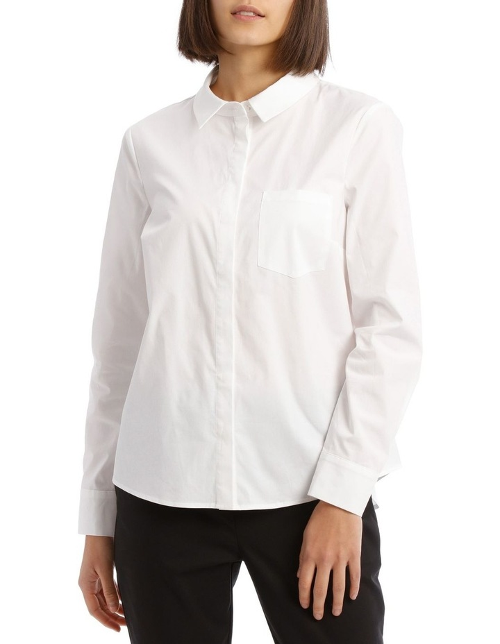 Solid Crisp Shirt image 1