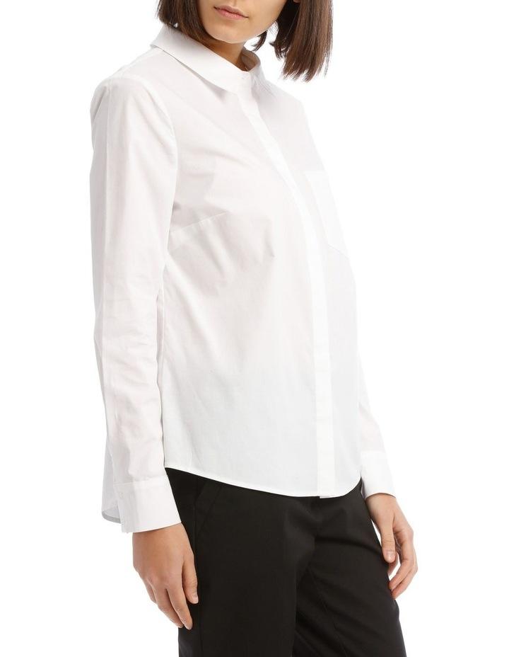 Solid Crisp Shirt image 2