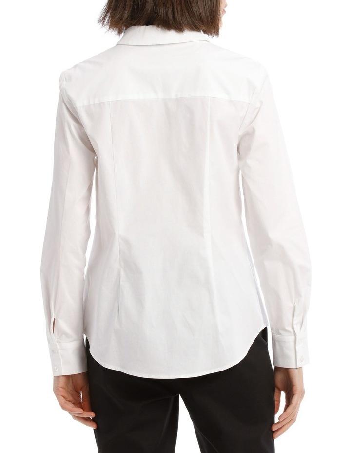 Solid Crisp Shirt image 3